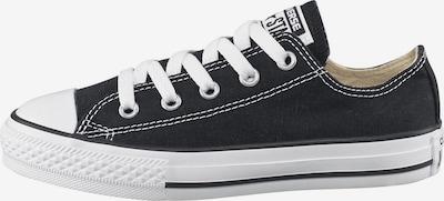 CONVERSE Sneaker 'All Star' in schwarz / weiß: Frontalansicht