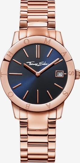 Thomas Sabo Uhr 'Soul' in blau / rosegold, Produktansicht