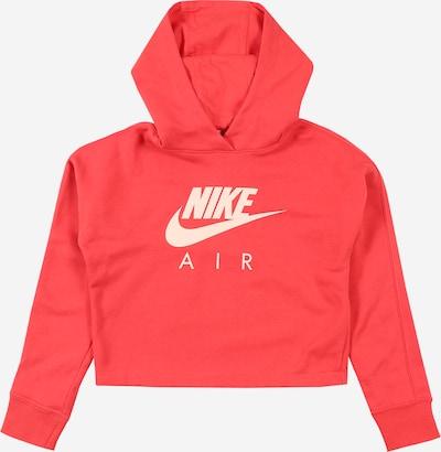 Megztinis be užsegimo iš Nike Sportswear , spalva - koralų splava / raudona, Prekių apžvalga