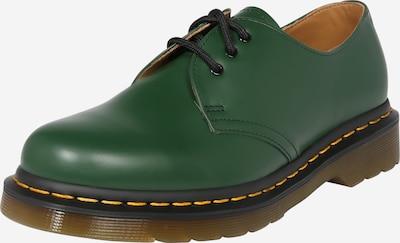 Dr. Martens Chaussure à lacets '1461' en vert foncé, Vue avec produit