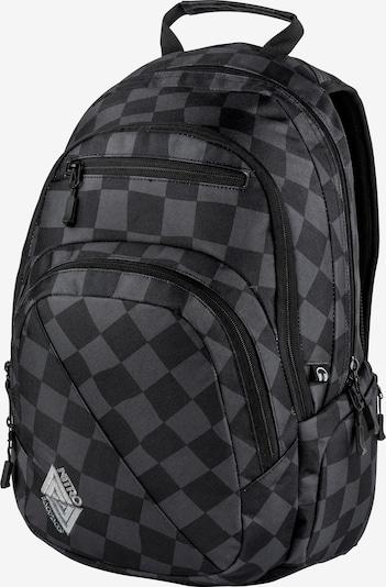 NitroBags Rucksack 'Stash' in schwarz, Produktansicht