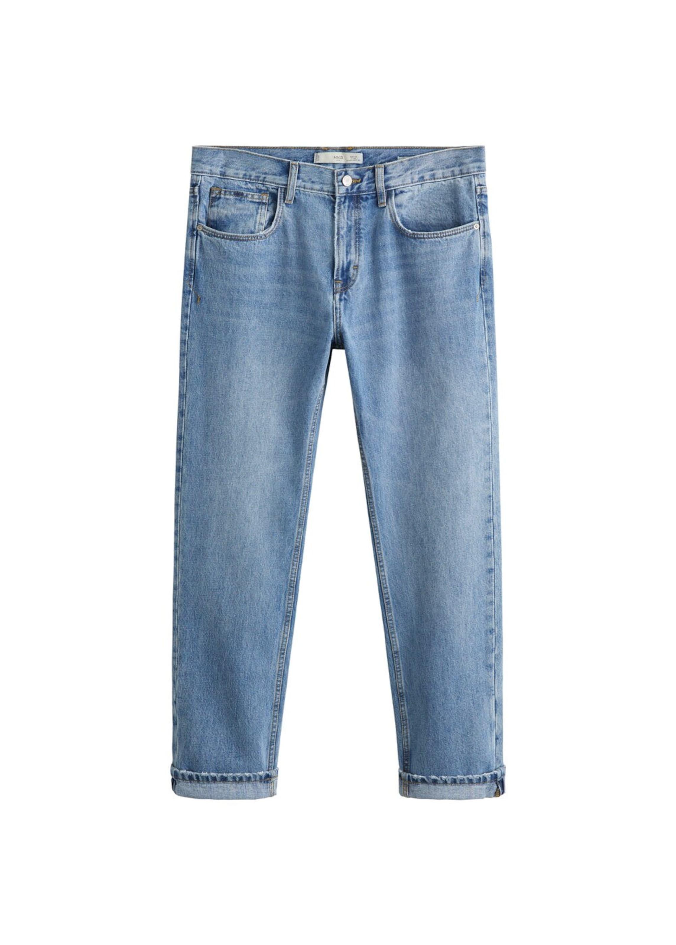 Man Mango In Rauchblau 'bob5' Jeans IYE92WHeD