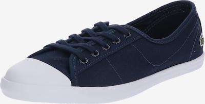 LACOSTE Sneaker 'ZIANE BL 2 CFA' in navy, Produktansicht