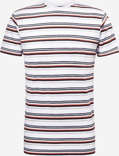 Kronstadt Tričko 'Gerrard' - zmiešané farby / biela, Produkt