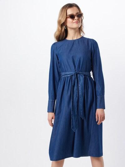 SELECTED FEMME Kleid 'Alina' in dunkelblau, Modelansicht
