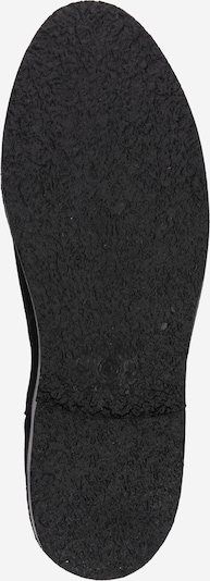 ABOUT YOU Chelsea Boot 'Oskar' in schwarz: Ansicht von unten