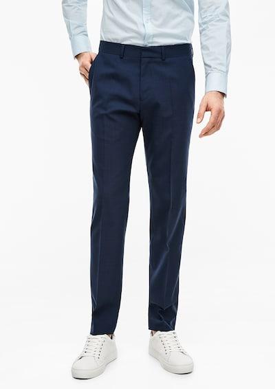 s.Oliver BLACK LABEL Hose in blau, Modelansicht