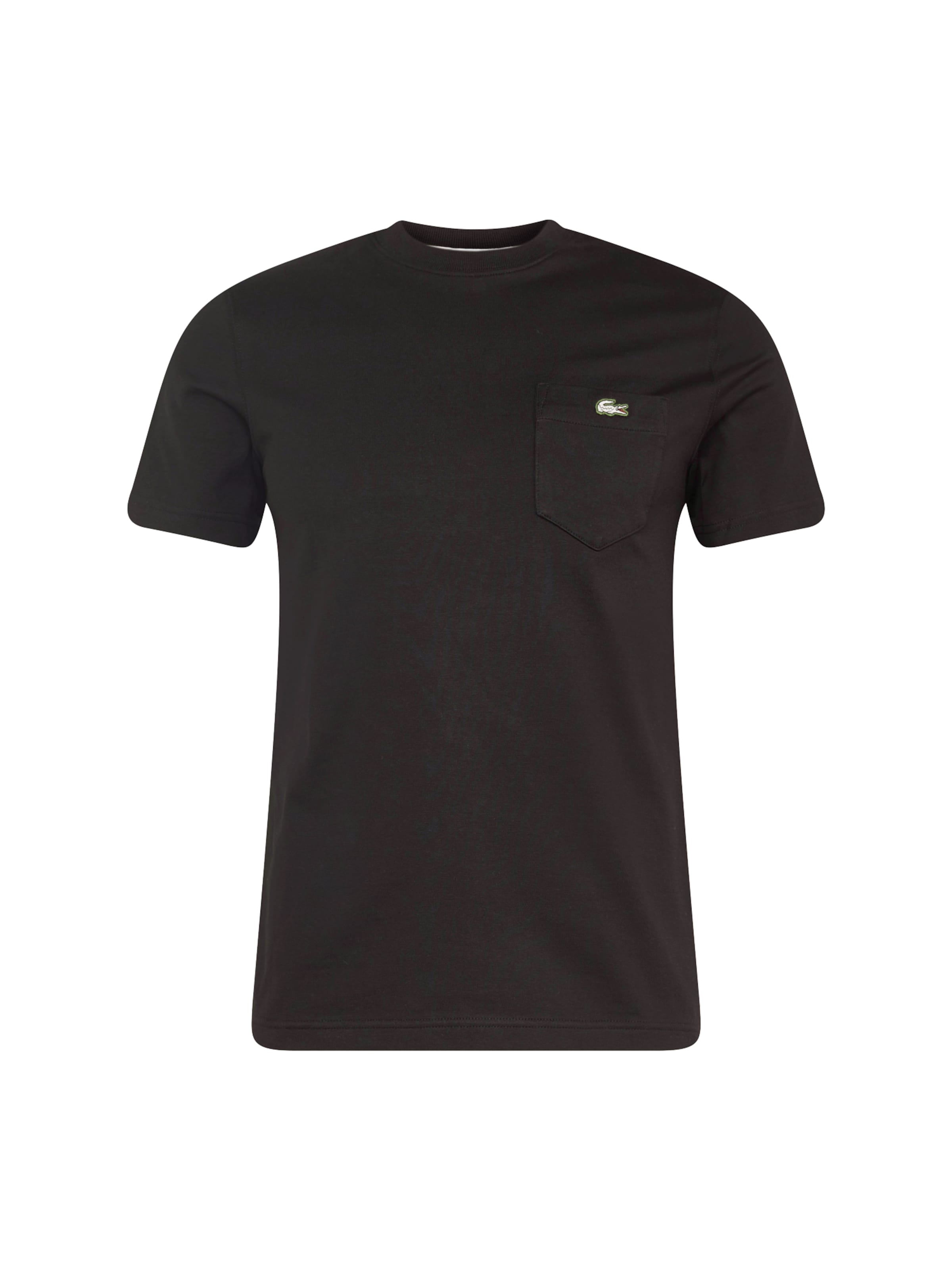 Live In Live Shirt Lacoste Shirt Live Schwarz Schwarz Lacoste Lacoste In Y76bfyg