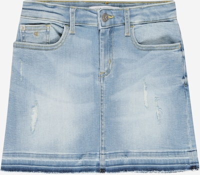 Calvin Klein Jeans Rock in blue denim, Produktansicht