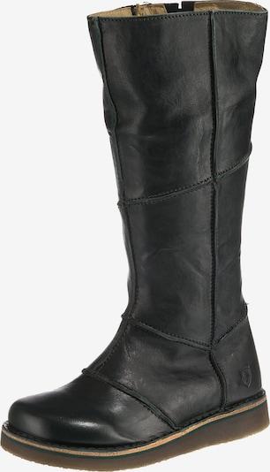 Grünbein Stiefel 'Maria' in dunkelgrün, Produktansicht