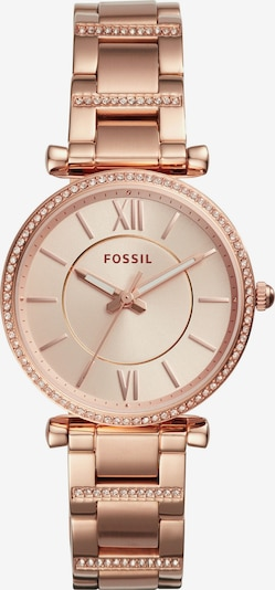 FOSSIL Damenuhr in rosegold, Produktansicht