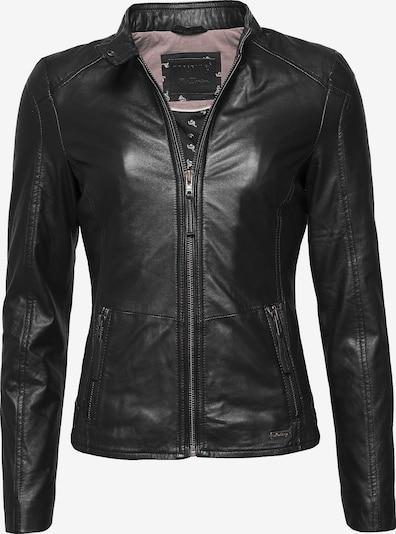 MUSTANG Tussenjas 'Jeannette' in de kleur Zwart, Productweergave