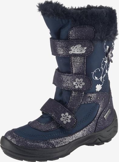 LICO Stiefel 'Mary V' in navy / violettblau, Produktansicht