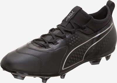 PUMA Voetbalschoen 'One 3' in de kleur Zwart, Productweergave