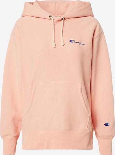 Champion Reverse Weave Sweat-shirt en pêche, Vue avec produit