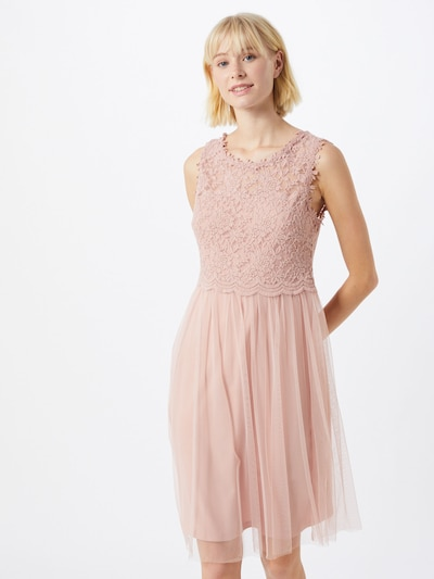 VILA Kleid 'VILYNNEA DRESS/SU - EV' in rosé, Modelansicht