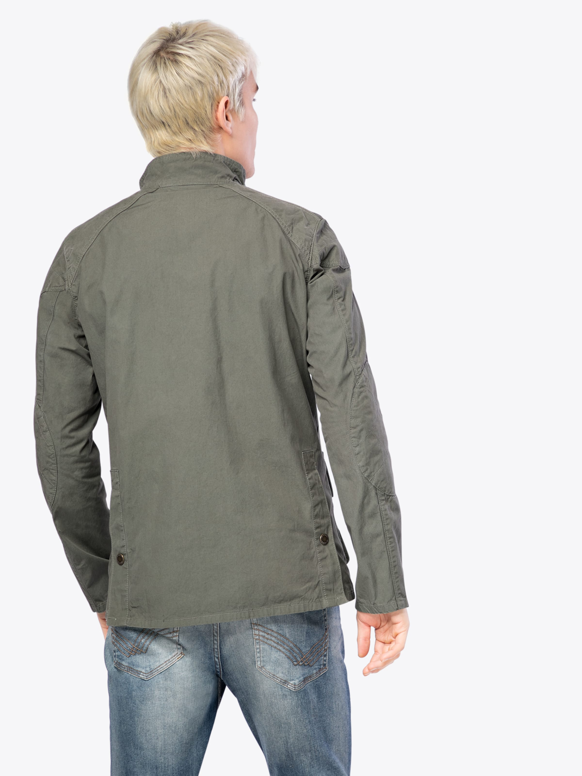 Sehr Billig Spielraum Niedrigen Preis Versandgebühr Barbour International Jacke 'B. Intl Smokey Jacket' CLb1p