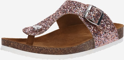 ONLY T-bar sandals 'MATHILDA' in rose, Item view