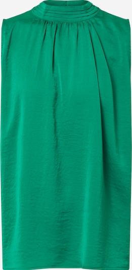 SAINT TROPEZ Top 'Aileen' in dunkelgrün, Produktansicht