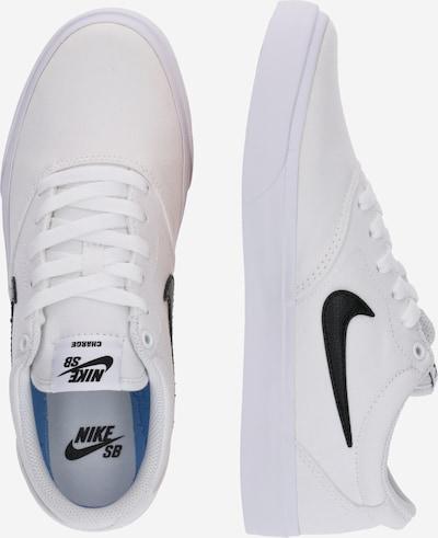 Nike Sportswear Sneaker 'Charge SLR' in schwarz / weiß: Seitenansicht