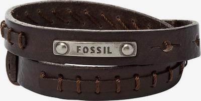 FOSSIL Armband in schoko, Produktansicht