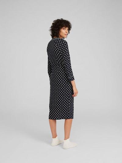 EDITED Kleid 'Anevay' in blau / mischfarben: Rückansicht