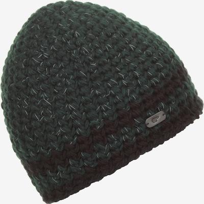 Eisbär Mütze in smaragd / schwarzmeliert, Produktansicht