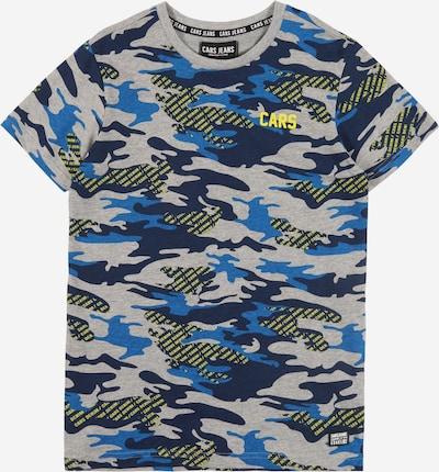 Cars Jeans Shirt in blau / grau, Produktansicht