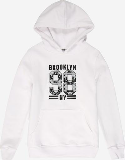 Mister Tee Sweatshirt 'Brooklyn 98' in weiß, Produktansicht