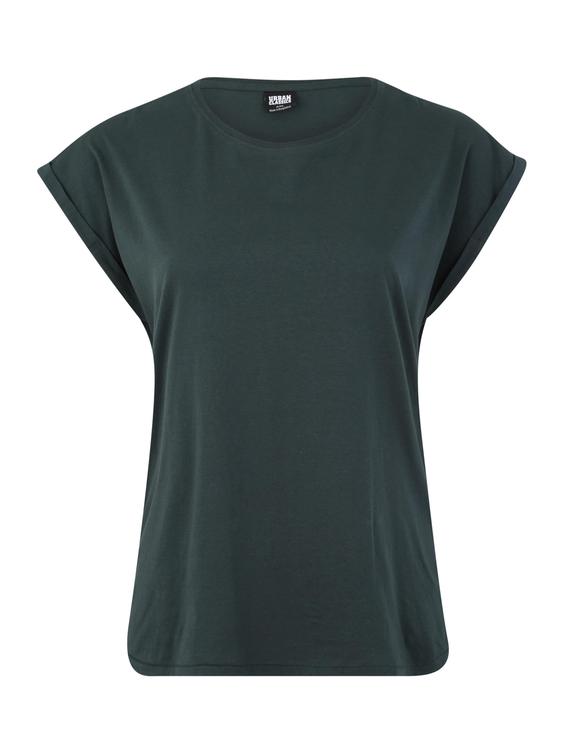 Classics En T Urban shirt Curvy Vert Foncé BeWroQdCx