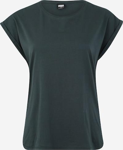 Urban Classics Curvy T-Shirt in dunkelgrün, Produktansicht