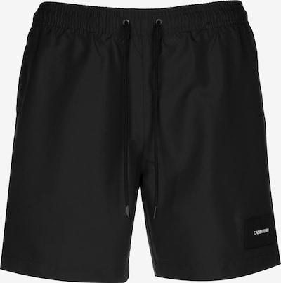 Calvin Klein Underwear Badeshorts in schwarz, Produktansicht