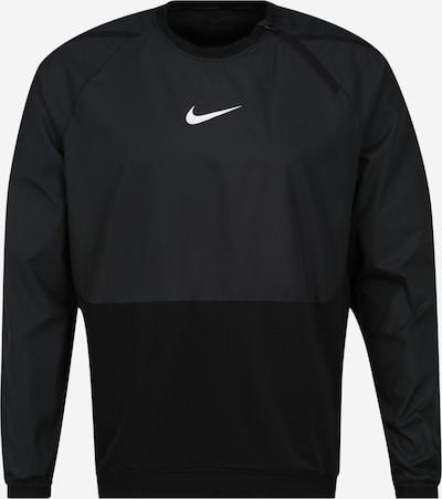NIKE Functioneel shirt 'Nike Pro' in de kleur Zwart, Productweergave
