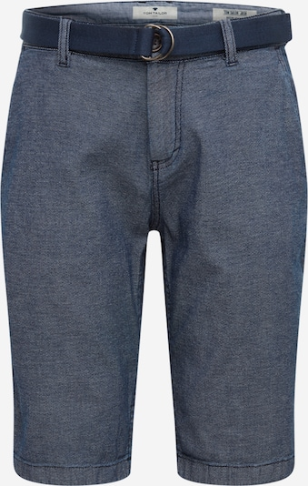 Pantaloni eleganți TOM TAILOR pe gri închis, Vizualizare produs