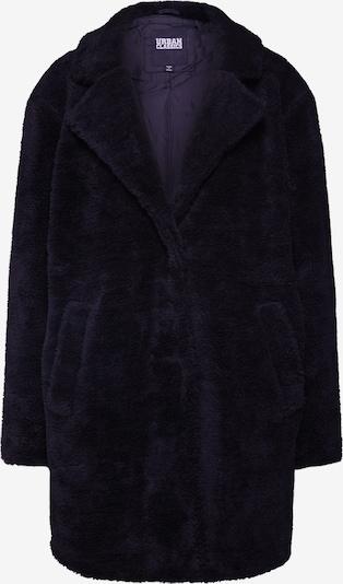 Urban Classics Mantel 'Sherpa' in schwarz, Produktansicht