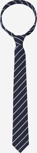 SEIDENSTICKER Stropdas ' Schwarze Rose ' in de kleur Blauw / Wit, Productweergave