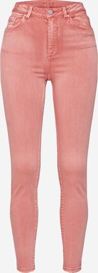 VILA Hose 'VIAMY HWSS PIGMENT DYE 7/8 PANTS' in rosa, Produktansicht