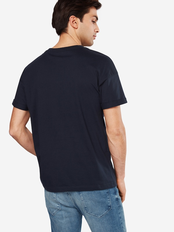 Review T-Shirt 'CHEST STITCH'