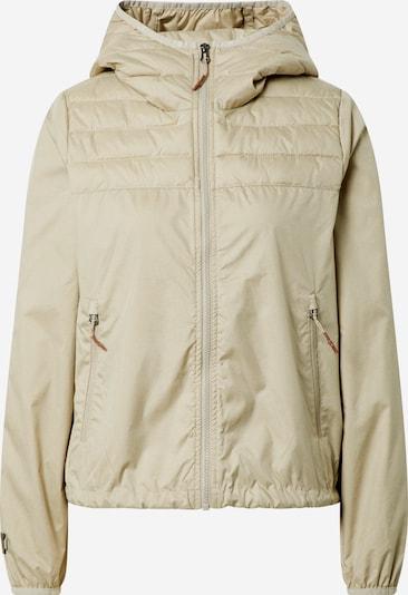 ICEPEAK Veste outdoor 'LENA' en beige, Vue avec produit