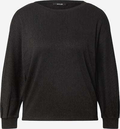 OPUS Sweatshirt 'Gertrude' in schwarz, Produktansicht