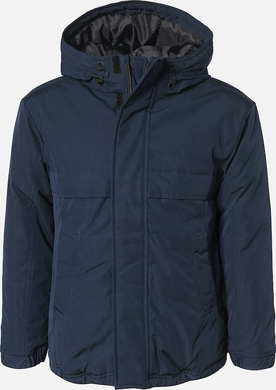 REVIEW FOR TEENS Winterjacke in navy: Frontalansicht