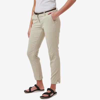 Pantaloni outdoor 'NosiLife Briar' CRAGHOPPERS pe bej, Vizualizare model