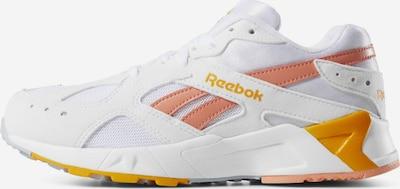 Reebok Classic Sneaker 'Aztrek' in koralle / weiß: Frontalansicht