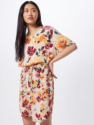 ICHI Kleid 'IHBRUNSA DR' in mischfarben, Modelansicht