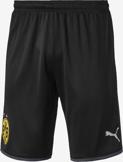 PUMA Shorts in schwarz: Frontalansicht