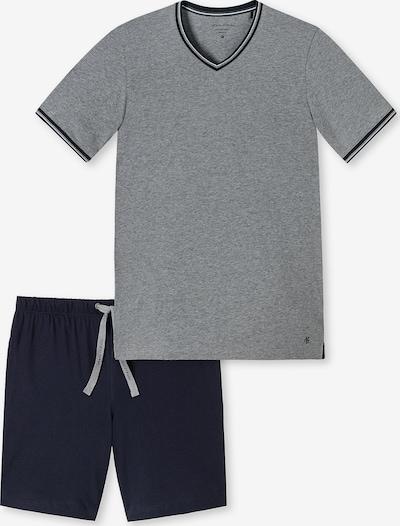 Marc O'Polo Schlafanzug in stone, Produktansicht