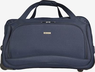 D&N Reisetasche in blau, Produktansicht
