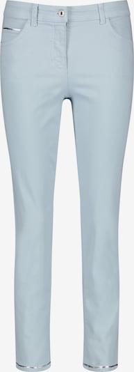 GERRY WEBER Hose Jeans verkürzt 7/8 Hose mit Glitzerdetails in hellblau, Produktansicht