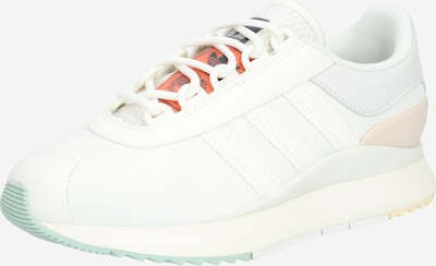 ADIDAS ORIGINALS Sneaker 'ANDRIDGE' in hellgrau / weiß, Produktansicht