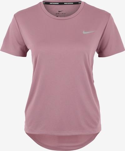 NIKE Shirt 'MILER' in flieder, Produktansicht